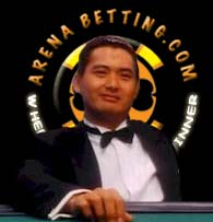 Dewa Judi - God Of Gamble - Arenabetting - Taruhan Bola