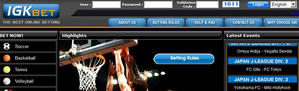 igkbet online game bola sportsbook & live sports betting online