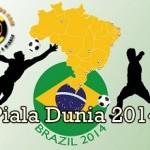 Prediksi Aksi Para Pemain Piala Dunia 2014