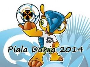 Piala Dunia Brasil 2014