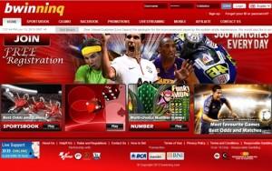 Bwinning Sportbook