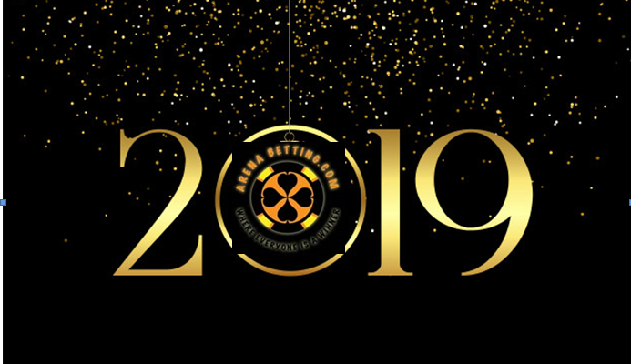 ARENABETTING HAPPY NEW YEAR 2019